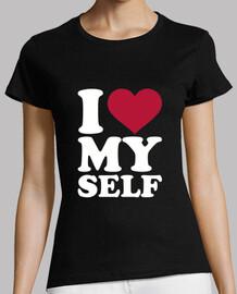 Me quiero a mi misma
