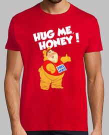 me serrer, le miel!