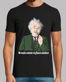 Me tenéis contento los físicos Cuántico