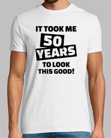 me tomó 50 años para mirar esto bueno