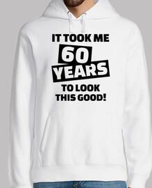 Me tomó 60 años lucir tan bien