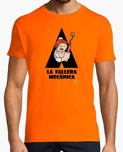 Tee-shirt mécanique abatteur