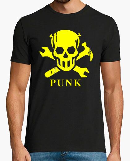 Camiseta Mechanic Punk