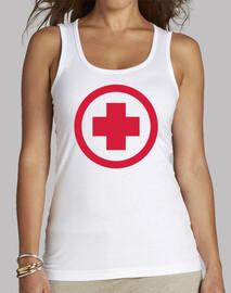 médecin croix rouge