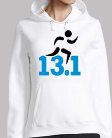 media maratón 131 millas