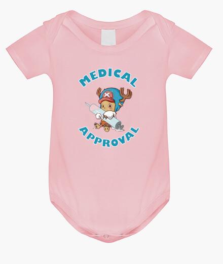 Ropa infantil Medical approval
