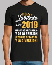 Médico Jubilado en 2019