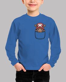 Medico pirata de bolsillo - Camiseta niño