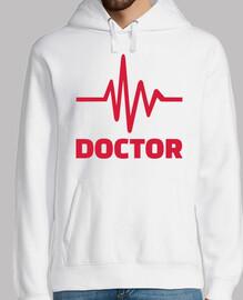médico rojo frecuencia