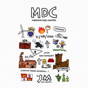 Medina del Campo (Texto Negro) - Jesu M T-shirts