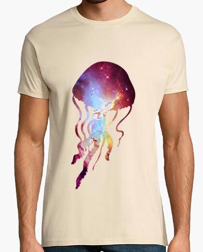 Medusa Cósmica - Camiseta chico