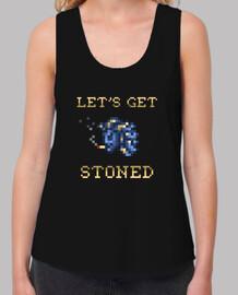 medusa stoned