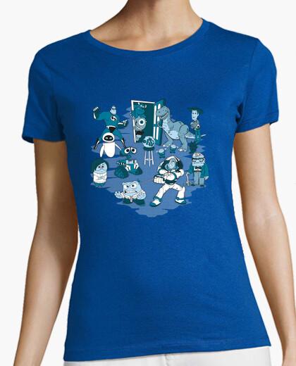 Camiseta Meeting Pixar