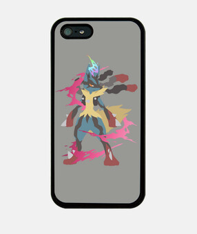 Mega Lucario (iPhone 5)