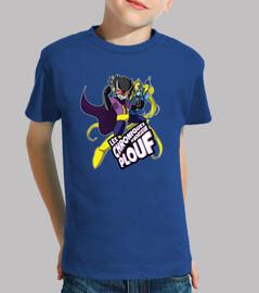 mega ploufman y ploufgirl de yue - camiseta para niños
