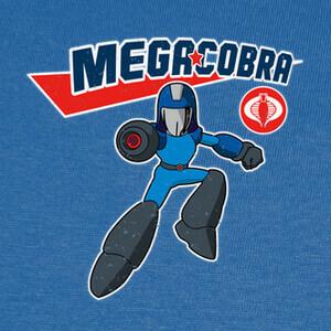 Camisetas MEGACOBRA