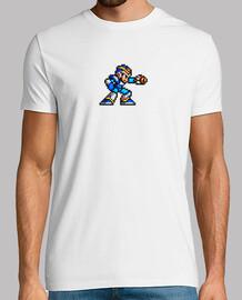 Megaman Pixel Retro