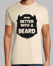 meglio con la barba - uomini