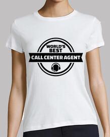 meilleur agent de centre d'appels de monde