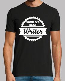 meilleur écrivain du monde
