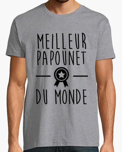 Tee-shirt Meilleur papa du monde