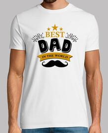 Meilleur Papa du Monde - Best Dad in the World