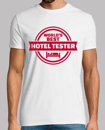meilleur testeur d'hôtel monde