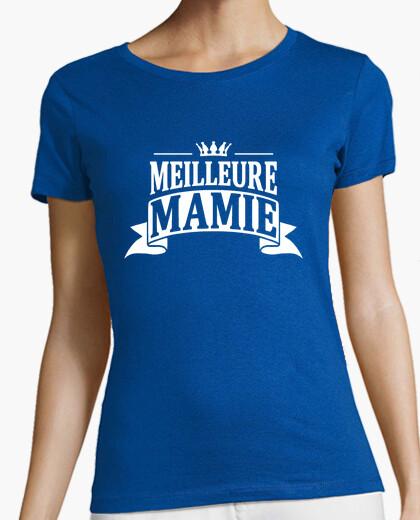 Tee-shirt Meilleure Mamie