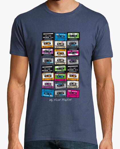 T-Shirt meine erste playlist