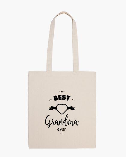 Bolsa mejor abuela