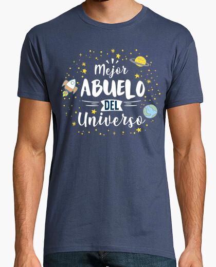 Camiseta Mejor abuelo del universo