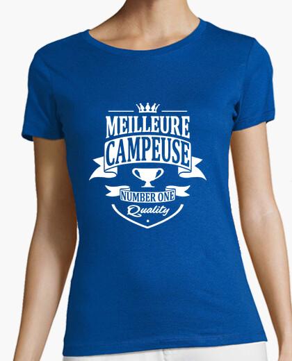 Camiseta mejor campista