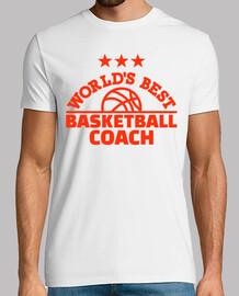 mejor entrenador de baloncesto del mundo