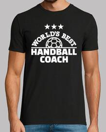 mejor entrenador de balonmano del mundo
