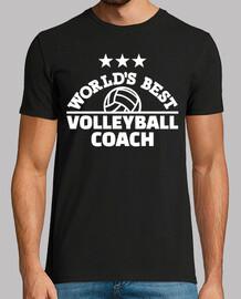 mejor entrenador de voleibol del mundo