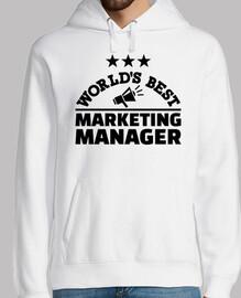 mejor gerente de marketing del mundo