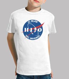 Mejor Hijo NASA BLANCO