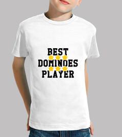 mejor jugador de dominó