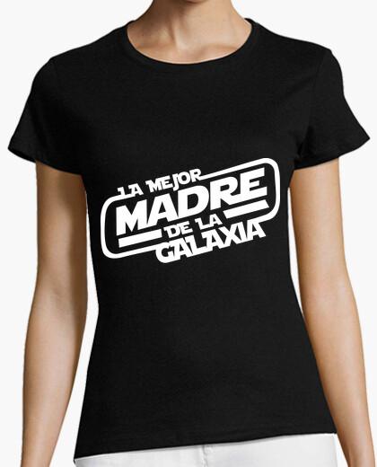 Camiseta Mejor madre de la galaxia