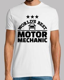 mejor mecánico de motores del mundo