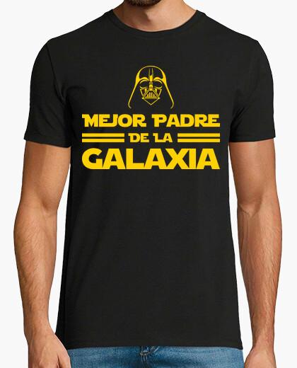 Camiseta Mejor Padre de la Galaxia