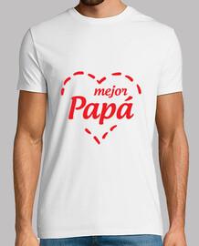 mejor papá - dad - día del padre