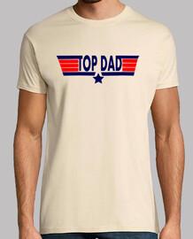 MEJOR PAPA TOP DAD