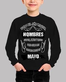 Mejores Hombres nacen Mayo