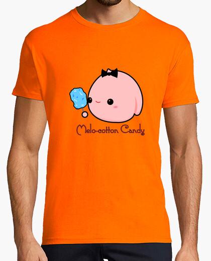 Camiseta Melo-cotton Candy