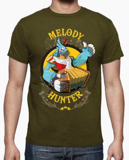 Melody hunter t-shirt