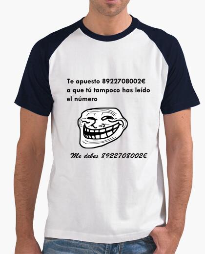 Camiseta Meme