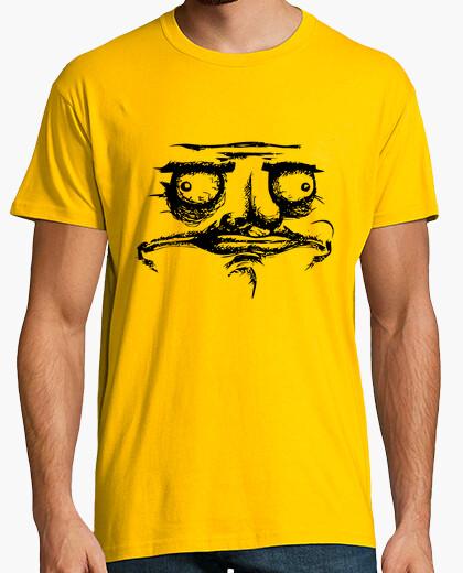 Camiseta Memes - El Feo Triple