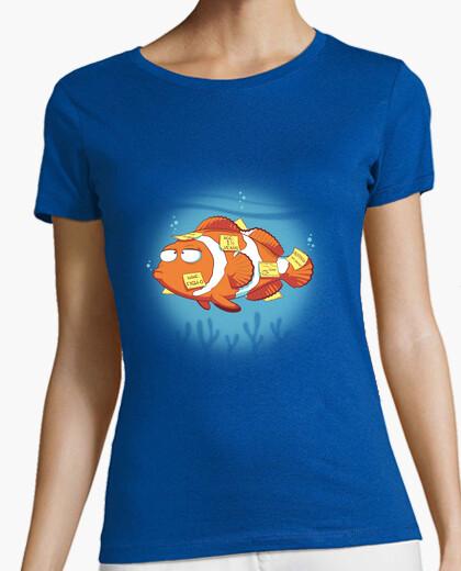Camiseta Memoria pez