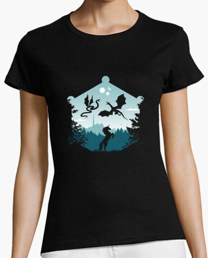 Camiseta Memorias de Idhún